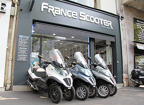 magasin de scooter en ligne