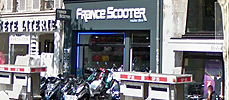 france scooter sp cialiste du scooter piaggio vespa et gilera sur paris 17. Black Bedroom Furniture Sets. Home Design Ideas