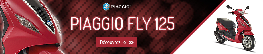 Scooter Piaggio New Fly 125