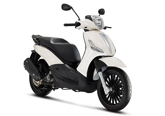 Scooter Piaggio Beverly 125ie