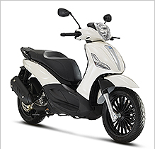 Scooter Piaggio Beverly 125