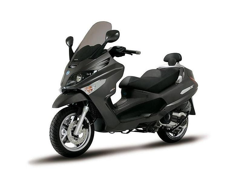 scooter piaggio x evo 125 sport d couvrez la variante. Black Bedroom Furniture Sets. Home Design Ideas