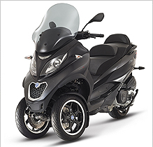 Scooter Piaggio MP3 300 ABS-ASR Sport