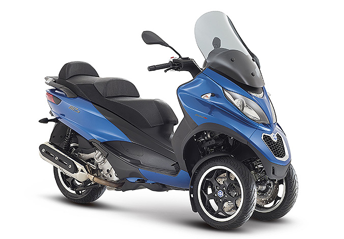 Scooter Piaggio MP3 LT 500 ABS-ASR Sport