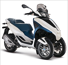 Scooter Piaggio MP3 Yourban LT 300ie