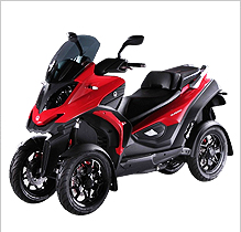scooters 3 roues quadro quadro s 350 scooters 3 roues. Black Bedroom Furniture Sets. Home Design Ideas