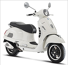 Scooter Vespa GTS Super 125ie