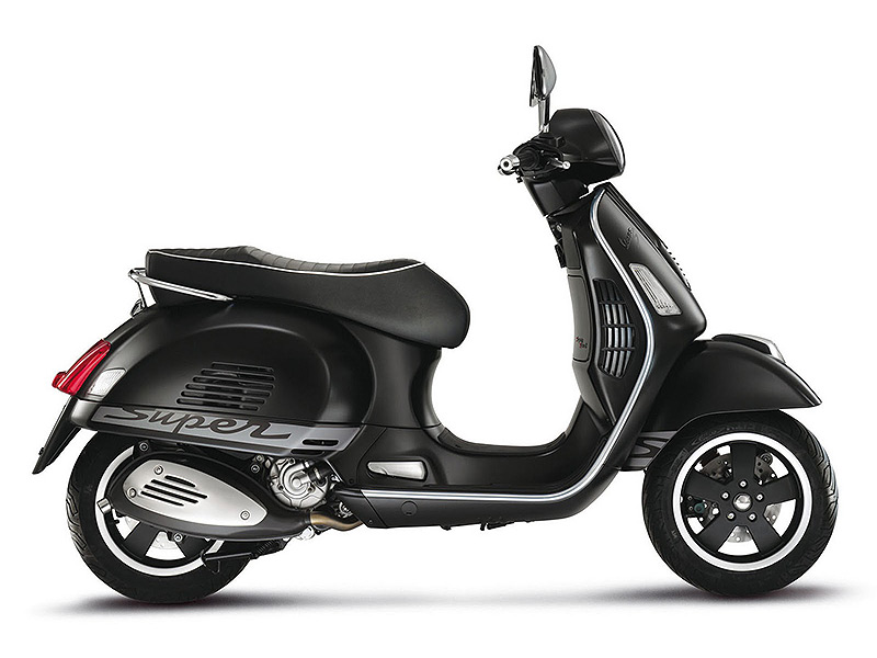 scooter vespa gts supersport 300ie un scooter moderne. Black Bedroom Furniture Sets. Home Design Ideas